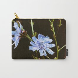 Roadside Flowers Carry-All Pouch