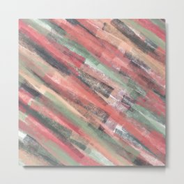 Abstract background 82 Metal Print