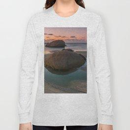 Rock beach Long Sleeve T-shirt