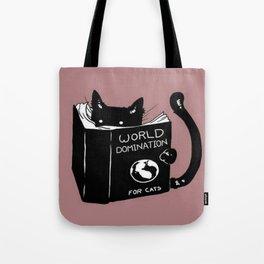 Cat World Tote Bag