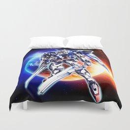 Gundam Wing Duvet Cover