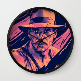 indiana jones// bad actors v2 Wall Clock
