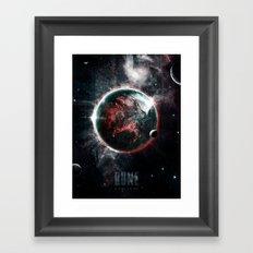 Dune Geidi Prime Planet Poster Framed Art Print