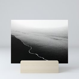 dead calm Mini Art Print