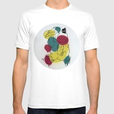 Dodo MEDIUM White Mens Fitted Tee