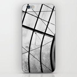 Greenhouse ceiling iPhone Skin