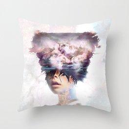 Cosmica  Throw Pillow