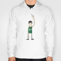 kevin russ Hoodies featuring Kevin McHale by frappeboy