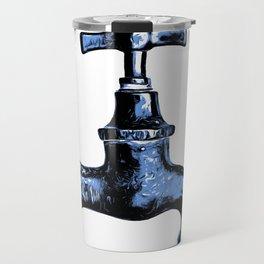 Old Faucet Travel Mug
