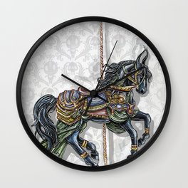 The House: Quentin Wall Clock