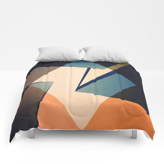 Abstract #103 Comforters