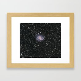 NGC 6946 - The Fireworks Galaxy Framed Art Print