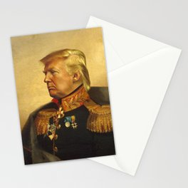 Donald Trump - replaceface Stationery Cards