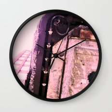 Buffalo Central Terminal Marquis Wall Clock
