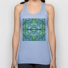 Zoom A Connective Tissue Close Up Unisex Tank Top