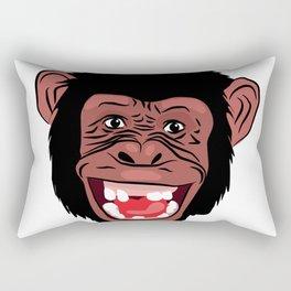 funny  facecharacter Rectangular Pillow