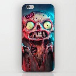 Zom iPhone Skin