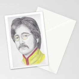 John Sargent Peppers Stationery Cards