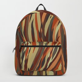Gum tree bark I Backpack