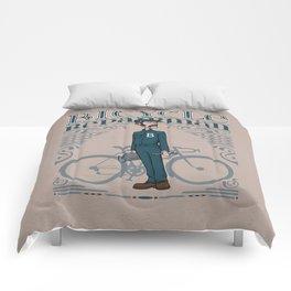 Bicycle Repairman Comforters