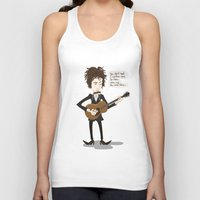 dylan Tank Tops featuring Dylan by AnaMF