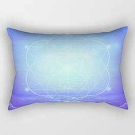 All But the Brightest Stars Rectangular Pillow