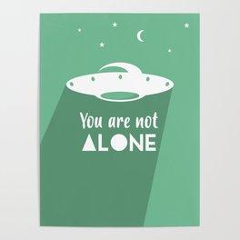 UFO Poster