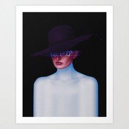 Calme Art Print