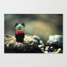LUCKY Canvas Print