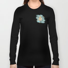 Christmas Ornament Collage Long Sleeve T-shirt