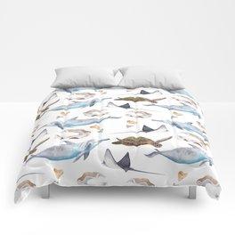 Hawaii #1 Comforters