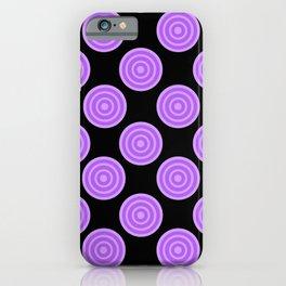 Purple Grape Lollies 2 iPhone Case