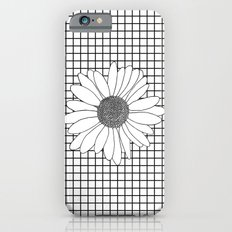 Daisy Grid iPhone 6s Slim Case