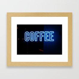 Forever COFFEE Framed Art Print