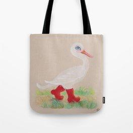 a Snozzleberry Swan excursion Tote Bag