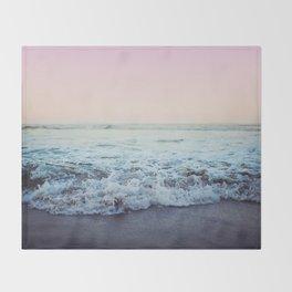 Crash into Me Throw Blanket