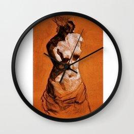 Isis by, JAco Wall Clock