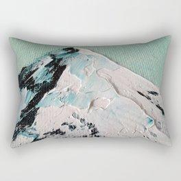 A2 Mountain Rectangular Pillow