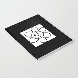 Color Me Georgi *Black and White* Notebook