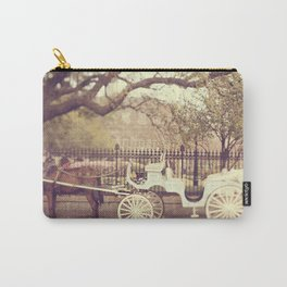 New Orleans Carriage Ride Carry-All Pouch