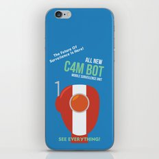C4M BOT iPhone & iPod Skin