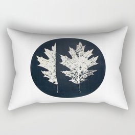 HERBARIUM. FORGOTTEN LEAVES. #10 Rectangular Pillow