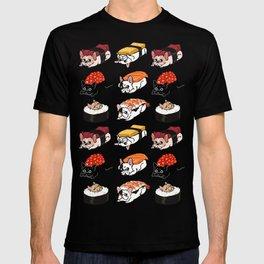 Sushi Frenchie T-shirt