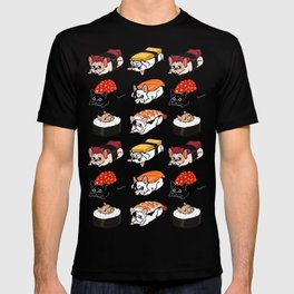 Sushi Frenchie T-shirt