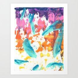 squirt Art Print