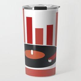 Love Vinyl Travel Mug