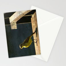 Crossing the bridge Stationery Cards