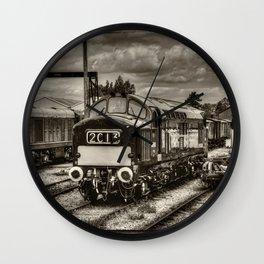 Diesel Dinosaurs Wall Clock