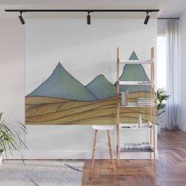 Mountain Wall Mural
