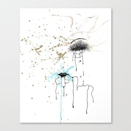 Keep Hustlin' Canvas Print